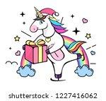 vector illustration of fantasy...   Shutterstock .eps vector #1227416062