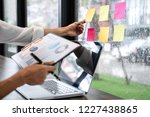 sticky note paper reminder... | Shutterstock . vector #1227438865