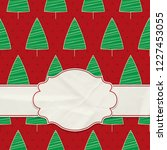this is a christmas and new... | Shutterstock .eps vector #1227453055
