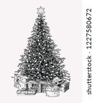 Christmas Tree Vintage...