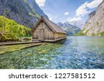 beautiful view of traditional... | Shutterstock . vector #1227581512