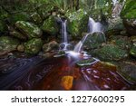 cape town waterfall   Shutterstock . vector #1227600295