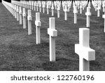 American Cemetery  Normandy