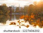 autumn mood and colours at the... | Shutterstock . vector #1227606202