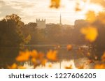 autumn mood and colours at the... | Shutterstock . vector #1227606205