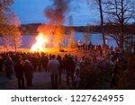 gryt  soedermanland sweden  03... | Shutterstock . vector #1227624955