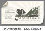 renewable energy from... | Shutterstock .eps vector #1227630025