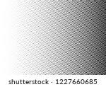 grunge dots background. fade... | Shutterstock .eps vector #1227660685