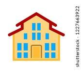 logo template for real estate ... | Shutterstock .eps vector #1227663922