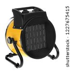 heater electric isolated on a...   Shutterstock . vector #1227675415