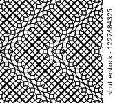 design seamless monochrome... | Shutterstock .eps vector #1227684325