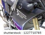 milan  italy   november 6 ... | Shutterstock . vector #1227710785