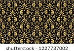 wallpaper in the style of... | Shutterstock .eps vector #1227737002