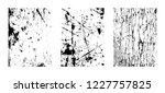 urban textures  abstract grunge ... | Shutterstock .eps vector #1227757825