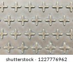 anti slip floor  floor with... | Shutterstock . vector #1227776962