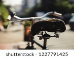 usable vintage bicycle | Shutterstock . vector #1227791425