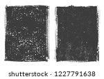 vector grunge frames.vector... | Shutterstock .eps vector #1227791638