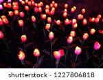 taichung city   taiwan   jan... | Shutterstock . vector #1227806818