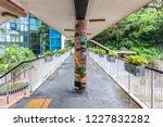 hong kong   july 02  2018 ... | Shutterstock . vector #1227832282