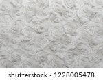 white natural wool with twists... | Shutterstock . vector #1228005478