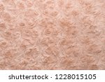 pink natural wool with twists... | Shutterstock . vector #1228015105