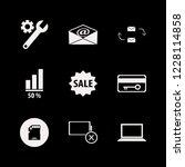digital icon. digital vector... | Shutterstock .eps vector #1228114858