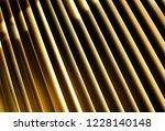 fragment of high tech blinds  ... | Shutterstock . vector #1228140148