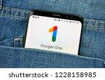 montreal  canada   october 4 ... | Shutterstock . vector #1228158985