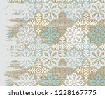 vector  detailed abstract... | Shutterstock .eps vector #1228167775