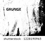 ink splash background . black... | Shutterstock .eps vector #1228190965