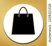 shopping bag illustration.... | Shutterstock .eps vector #1228321528