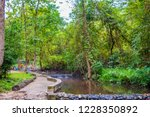 image of water pond at pong nam ... | Shutterstock . vector #1228350892