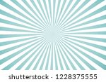 bright blue rays vector... | Shutterstock .eps vector #1228375555