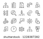 set of job seach icons  such as ... | Shutterstock .eps vector #1228387282