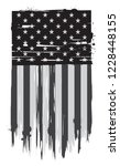 old american flag.usa flag in... | Shutterstock .eps vector #1228448155