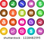 round color solid flat icon set ... | Shutterstock .eps vector #1228482595