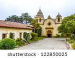 Carmel Mission In Northern...