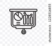 benchmarking vector linear icon ...   Shutterstock .eps vector #1228516855