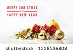 christmas ornament for... | Shutterstock . vector #1228536808