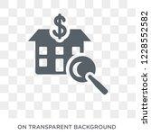 house price surveys icon.... | Shutterstock .eps vector #1228552582