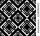 black and white large scale... | Shutterstock .eps vector #1228580422