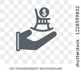 defined contribution pension...   Shutterstock .eps vector #1228599832