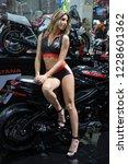 milan  italy   november 6 ... | Shutterstock . vector #1228601362