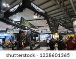 milan  italy   november 6 ... | Shutterstock . vector #1228601365