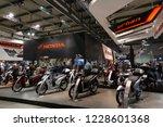 milan  italy   november 6 ... | Shutterstock . vector #1228601368
