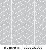 vector seamless pattern.... | Shutterstock .eps vector #1228632088