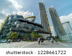 bangkok  thailand   november... | Shutterstock . vector #1228661722