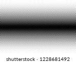 halftone dots background. pop... | Shutterstock .eps vector #1228681492