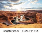 Reflection Canyon In Powell...