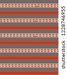 pattern and textile design   Shutterstock . vector #1228746955